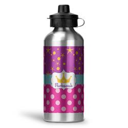 Sparkle & Dots Water Bottle - Aluminum - 20 oz (Personalized)