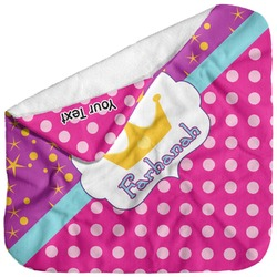 Sparkle & Dots Baby Hooded Towel (Personalized)