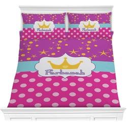 Sparkle & Dots Comforter Set (Personalized)