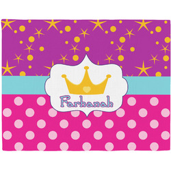Sparkle & Dots Placemat (Fabric) (Personalized)