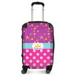 Sparkle & Dots Suitcase (Personalized)