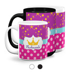 Sparkle & Dots Coffee Mugs (Personalized)