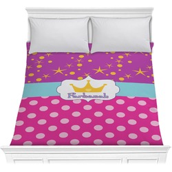 Sparkle & Dots Comforter (Personalized)