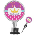 Sparkle & Dots Wine Bottle Stopper (Personalized)