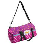 Sparkle & Dots Duffel Bag (Personalized)