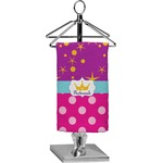 Sparkle & Dots Finger Tip Towel - Full Print (Personalized)