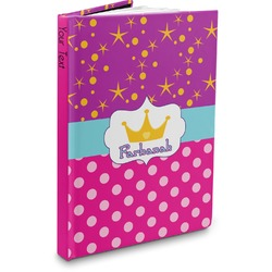Sparkle & Dots Hardbound Journal (Personalized)