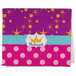 Sparkle & Dots Kitchen Towel - Full Print (Personalized)