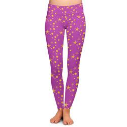 Sparkle & Dots Ladies Leggings (Personalized)