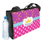 Sparkle & Dots Ladies Workout Bag (Personalized)