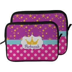 Sparkle & Dots Laptop Sleeve / Case (Personalized)