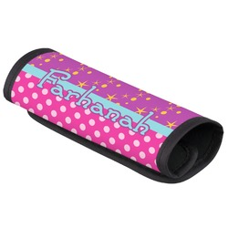 Sparkle & Dots Luggage Handle Cover (Personalized)