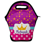 Sparkle & Dots Lunch Bag w/ Name or Text