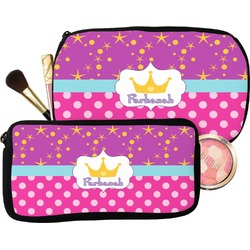 Sparkle & Dots Makeup / Cosmetic Bag (Personalized)