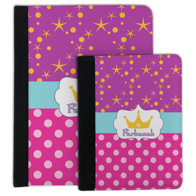 Sparkle & Dots Padfolio Clipboard (Personalized)