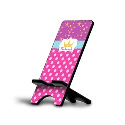 Sparkle & Dots Phone Stand (Personalized)