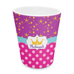 Sparkle & Dots Plastic Tumbler 6oz (Personalized)
