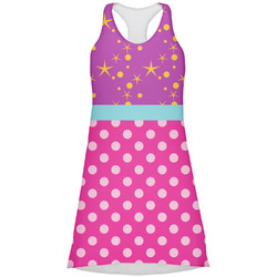 Sparkle & Dots Racerback Dress (Personalized)