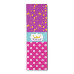 Sparkle & Dots Runner Rug - 3.66'x8' (Personalized)