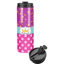 Sparkle & Dots Stainless Steel Tumbler (Personalized)