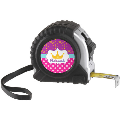 Sparkle & Dots Tape Measure (25 ft) (Personalized)