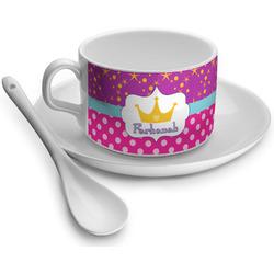 Sparkle & Dots Tea Cup - Single (Personalized)