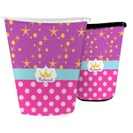 Sparkle & Dots Waste Basket (Personalized)