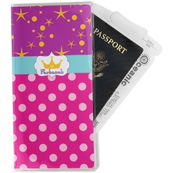 Sparkle & Dots Travel Document Holder