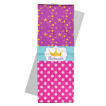 Sparkle & Dots Yoga Mat Towel (Personalized)