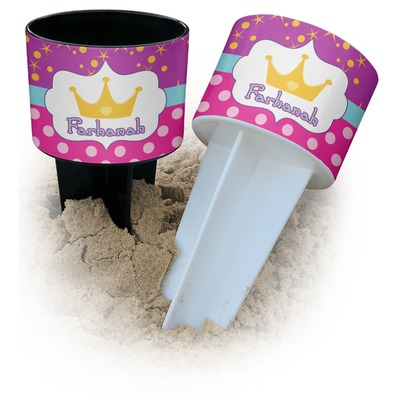 Sparkle & Dots Beach Spiker Drink Holder (Personalized)