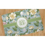 Vintage Floral Area Rug (Personalized)