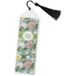 Vintage Floral Book Mark w/Tassel (Personalized)