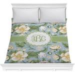Vintage Floral Comforter (Personalized)