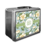 Vintage Floral Lunch Box (Personalized)
