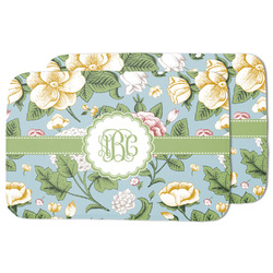 Vintage Floral Dish Drying Mat (Personalized)