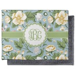Vintage Floral Microfiber Screen Cleaner (Personalized)