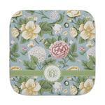 Vintage Floral Face Towel (Personalized)