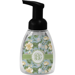 Vintage Floral Foam Soap Dispenser (Personalized)