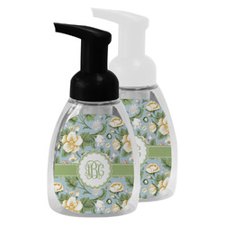 Vintage Floral Foam Soap Bottle (Personalized)