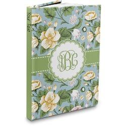 Vintage Floral Hardbound Journal (Personalized)