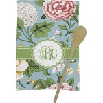 Vintage Floral Kitchen Towel - Full Print (Personalized)
