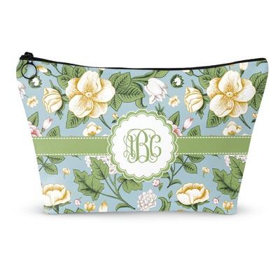 Vintage Floral Makeup Bags (Personalized)