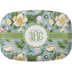Vintage Floral Melamine Platter (Personalized)