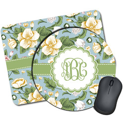 Vintage Floral Mouse Pads (Personalized)