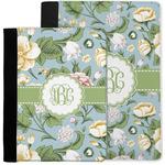 Vintage Floral Notebook Padfolio w/ Monogram