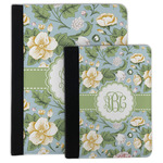 Vintage Floral Padfolio Clipboard (Personalized)