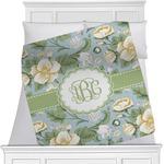 Vintage Floral Blanket (Personalized)