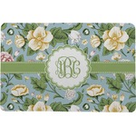 Vintage Floral Comfort Mat (Personalized)