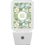 Vintage Floral Night Light (Personalized)
