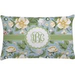 Vintage Floral Pillow Case (Personalized)